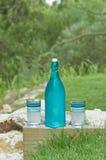 Bebida da água Fotografia de Stock