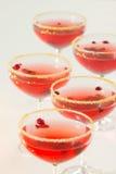 Bebida da airela Imagens de Stock Royalty Free