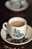 Bebida da chávena de café Fotos de Stock