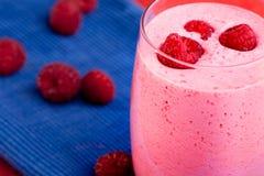 Bebida da framboesa Fotos de Stock Royalty Free