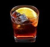 Bebida de Americano Imagen de archivo