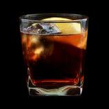 Bebida de Americano Imagem de Stock Royalty Free