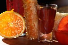 Bebida de aquecimento Imagens de Stock Royalty Free