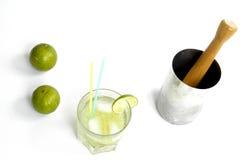 Bebida de Caipirinha fotos de stock