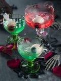 Bebida de Dia das Bruxas imagem de stock royalty free