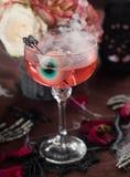 Bebida de Halloween imagen de archivo libre de regalías