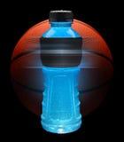 Bebida de la energía de los deportes Foto de archivo