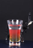 Bebida de la India Foto de archivo libre de regalías