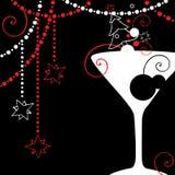 Bebida de la Navidad Foto de archivo libre de regalías