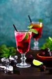 Bebida de la zarza, vista delantera fotos de archivo libres de regalías