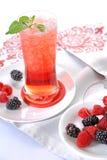 Bebida de las bayas foto de archivo libre de regalías