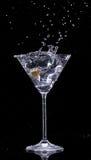 Bebida de Martini Imagen de archivo