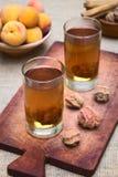 Bebida de Mocochinchi do boliviano Fotos de Stock
