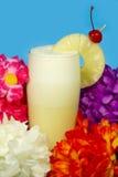 Bebida de Pina Colada Imagens de Stock Royalty Free