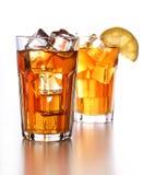 Bebida de refrescamento Imagem de Stock Royalty Free