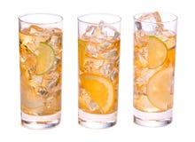 Bebida de refrescamento do gelo Foto de Stock Royalty Free