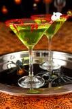 Bebida de Víspera de Todos los Santos Fotos de archivo libres de regalías
