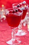 Bebida del arándano imágenes de archivo libres de regalías