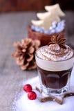 Bebida del café Foto de archivo