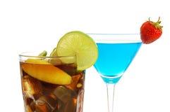Bebida del coctel del partido Foto de archivo