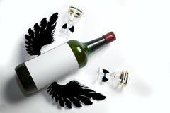 Bebida del Fly-out Fotografía de archivo libre de regalías