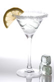 Bebida del hielo Imagen de archivo libre de regalías