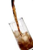 Bebida del hielo Fotografía de archivo