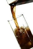 Bebida del hielo Fotografía de archivo libre de regalías
