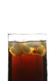 Bebida del hielo Foto de archivo libre de regalías