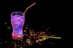 Bebida del partido imágenes de archivo libres de regalías