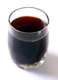 Bebida del té negro Foto de archivo libre de regalías