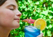 Bebida del verano foto de archivo libre de regalías