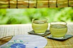 Bebida del verano en Japón Imagen de archivo libre de regalías