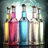 Bebida do álcool Foto de Stock Royalty Free