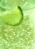Bebida do cal Imagens de Stock Royalty Free