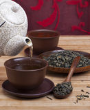 Bebida do chá. Fotos de Stock