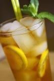 Bebida do chá de gelo foto de stock royalty free