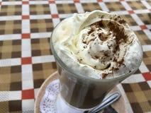 Bebida do chocolate quente e do café Imagem de Stock