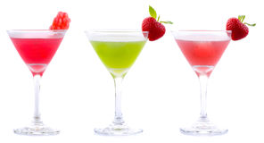Bebida do cocktail imagens de stock royalty free