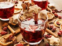 Bebida do inverno Foto de Stock