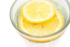 Bebida do limão Fotografia de Stock