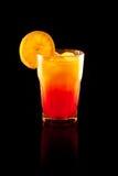 Bebida do nascer do sol do Tequila Fotografia de Stock Royalty Free