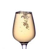 Bebida do ouro Imagem de Stock
