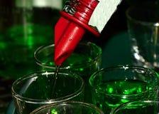 Bebida do partido Fotos de Stock Royalty Free