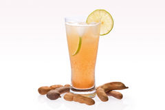 Bebida do Tamarind imagens de stock royalty free