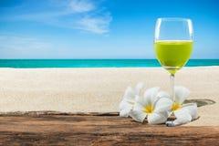 Bebida do verão Foto de Stock Royalty Free
