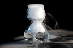 Bebida en vidrio Fotografía de archivo