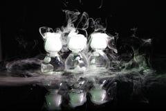 Bebida en vidrio Imagen de archivo