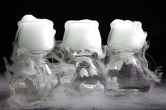 Bebida en vidrio Imagenes de archivo