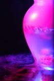 Bebida en vidrio Imagen de archivo libre de regalías